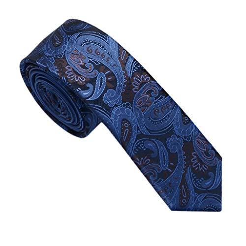 La versión Coreana de la versión Coreana del Vestido de los Hombres de Corbata La Corbata Casual Profesional de los Estudiantes de Negocios de los Hombres (Color : G)