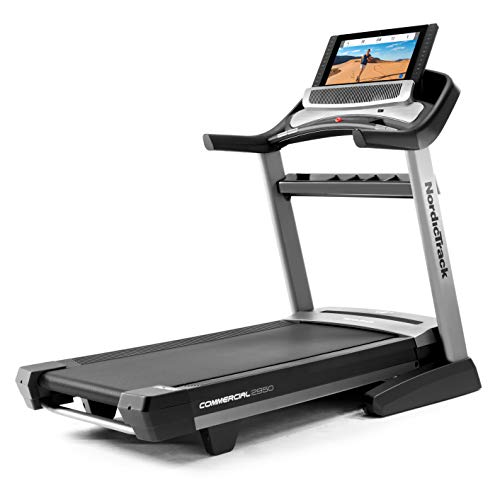 "NordicTrack Commercial Series 22"" HD Touchscreen Display Treadmill 2950 model + 1 year iFit membership"