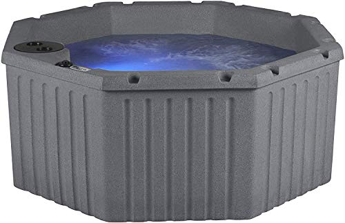 Essential Hot Tubs 11-Jets 2021 Integrity Hot Tub,...
