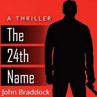 Page de couverture de The 24th Name: A Thriller