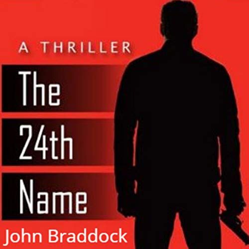 The 24th Name: A Thriller audiobook cover art