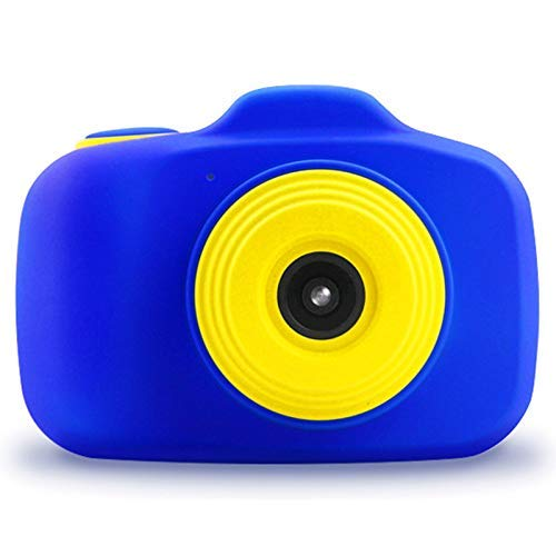 Digitale camera voor kinderen Kleine slr Sportfotografie Camera met dubbele lens