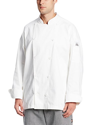 Chef Revival White Traditional Chef Jacket, 1X