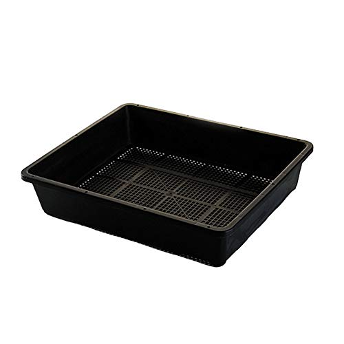 ppactvo Indoor Accessory Various Sizes Plant Pot Trays for Balcony Plant Accessories Plant Pot Trays for Office Outdoor Accessory