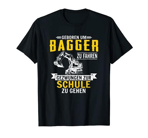 Outfit für Bauarbeiter, Maurer, Handwerker auf Baustelle T-Shirt