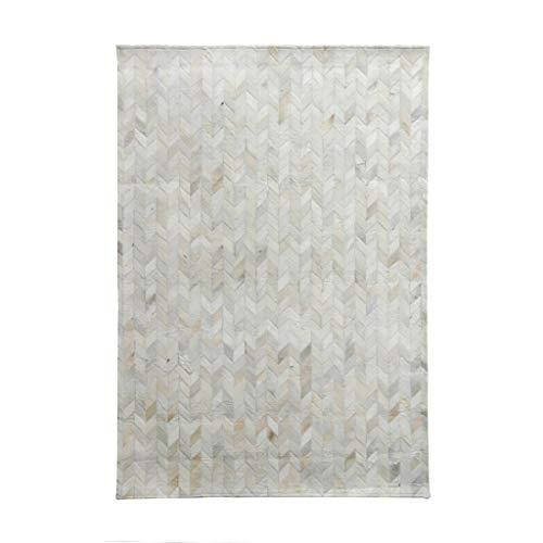 JSY Milk koeienhuid geometrische mozaïek tapijt woonkamer hal salontafel mat slaapkamer kan worden aangepast Tapijtpads (Color : B, Size : 140 * 200cm)