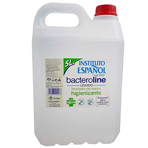 Instituto Español Instituto Español Limpiador Higienizante 5 L 5000 ml