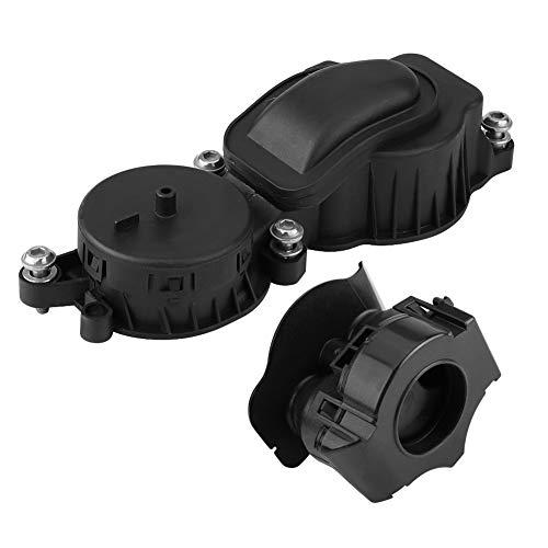 Cárter del separador de aceite, cárter Válvula de ventilación del separador de aceite Válvula de ventilación del separador de aceite Respiradero del cárter