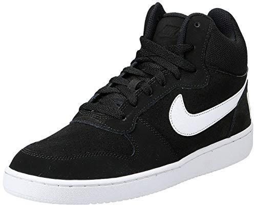 Nike 844906 010, Scarpe da ginnastica Donna, Nero (Black/White), 38 EU