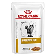 ROYAL CANIN Urinary S/O Cat Morsels Gravy 12 x 85g Pouches