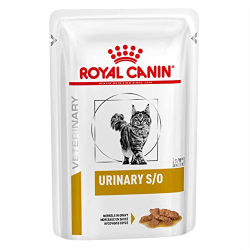 Royal Canin Veterinary Diet Feline Urinary S/O in Soße 48 x 85g