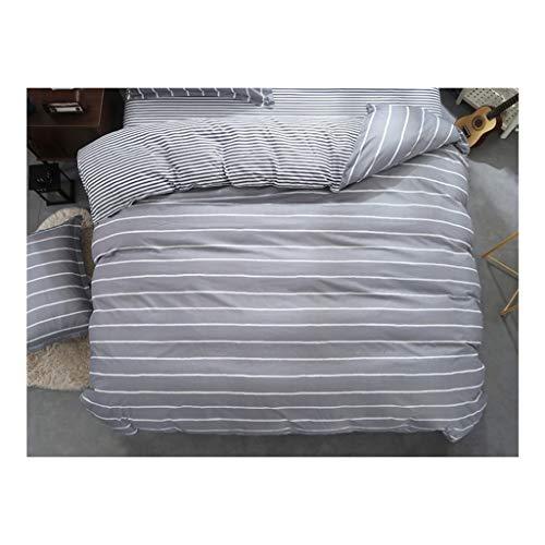 1PCS Bettbezug 220 * 240 Bedding Quilt-Decke Tröster Abdeckung Druck Einzel Doppel Customized 140 * 200cm Nordic (Color : Colour 15, Size : 155x215cm)