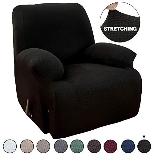 MarCielo Stretch Recliner Slipcover, 1-Piece Couch Cover, Sofa Cover, Furniture Chair Slipcover...