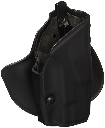 Safariland 6378 ALS, Paddle & Belt Slide Holster, Black - STX Plain, Sig Sauer P229 (6378-74-411)