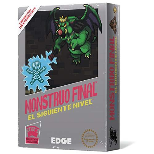 Edge Entertainment-El Siguiente Nivel, Juego de Mesa, Color (EEBWBM02)