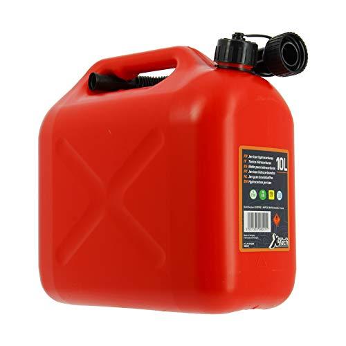 XL Tech 506021 Jerrican Homologué Carburant 10 L