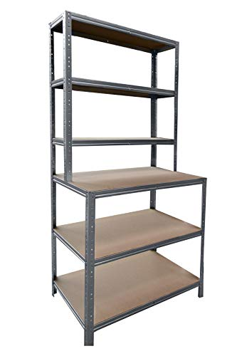 shelfplaza® HOME Werkbank Regal...