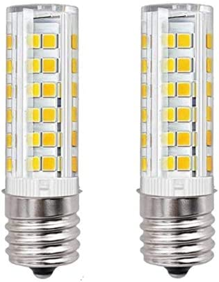 E17 LED Bulb Microwave Oven Appliance Light Bulb Dimmable 6W Equivalent 60W Halogen Bulb Equivalent product image