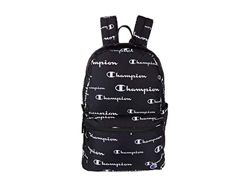Champion Asher Backpack, Black Combo, One Size