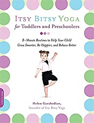 The benefits of yoga for kids + great items for teaching yoga to kids! 9