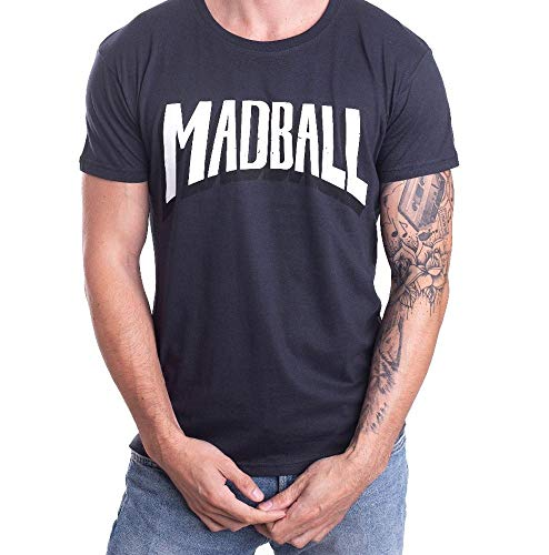 Madball - FTC Lyrics Navy - T-Shirt-Large
