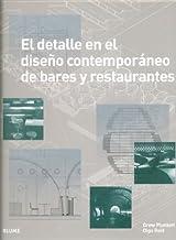 DETALLE DISENO CONTEMPORANEO BARES Y RES