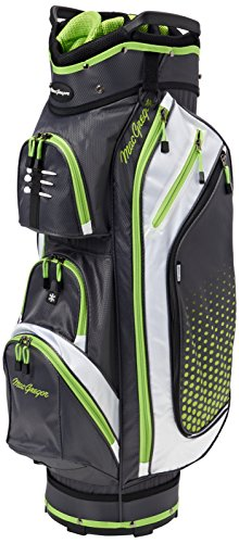 MACGREGOR Heritage Plus 24,1 cm Cart Bag, Uomo,...