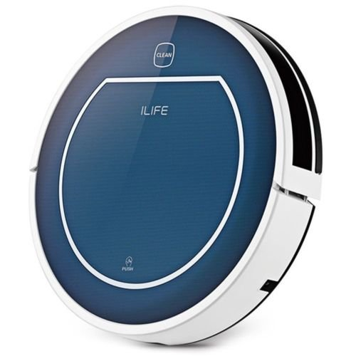 For Sale! ILIFE V7 Super Mute Sweeping Robot Home Vacuum Cleaner Dust Sweeping Machine