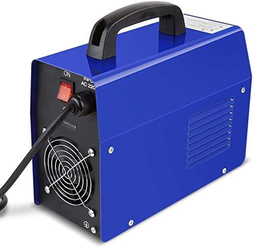 Fixkit Poste à Souder Inverter IGBT Portatif à Electrode en Courant Continu, 220 V, 20 – 200 A, pour Usage Domestique, avec Etui