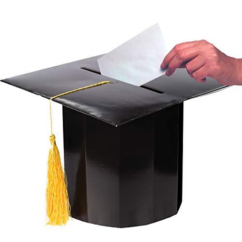 Creative Converting Graduation Cap Shaped Card Box