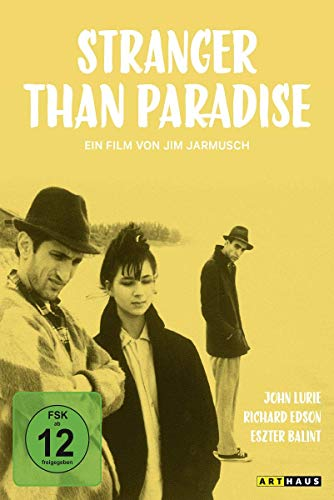 Stranger than Paradise (OmU) [Alemania] [DVD]