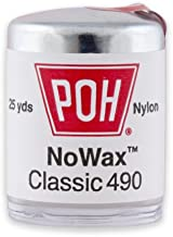 product image for POH Classic 490 NOWAX Floss (unwaxed) 50 Yards - 12/Pack