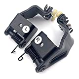 1 Pair of Sliding Door Roller Assembly Left and Right Replacement For Honda Odyssey 2005 2006 2007 2008 2009 2010