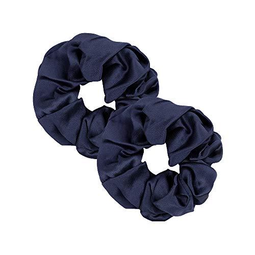 Coletero de seda (varios colores). Perfecto para recoger tu cabello al acostarte sin dañarlo.
