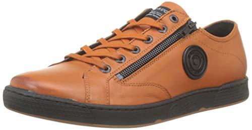 Pataugas Herren Jay H4d Sneaker, Orange (Rouille 353), 42 EU