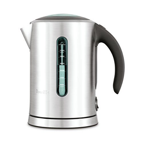 Breville BKE700BSS Soft Top Pure, Brushed Stainless Steel