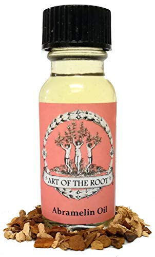 Abramelin Oil 1/2 oz for Ceremonial Magick, Rituals & Wisdom Hoodoo Voodoo Wicca Pagan Conjure Spirituality