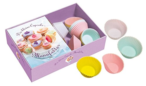 Die kleine Cupcake-Manufaktur (inkl. 16 Backförmchen)