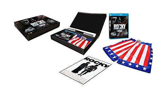 Rocky - La Saga Completa + Creed [Boxset Premium 7 Blu-Ray] (Esclusiva Amazon)