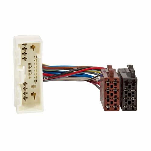Baseline Connect Radio-Adapterkabel auf ISO Spannung Plus 4 Lautsprecher