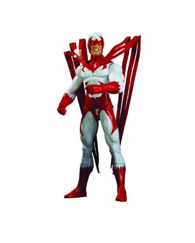 DC Direct Brightest Day: Series 3: Hawk figurine
