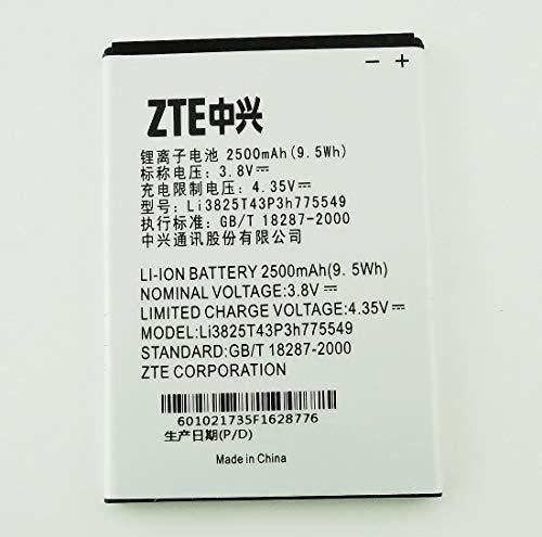ZTE - Bateria Original ZTE Li3825T43P3h775549 para V987,N919,V967S,U935,N980
