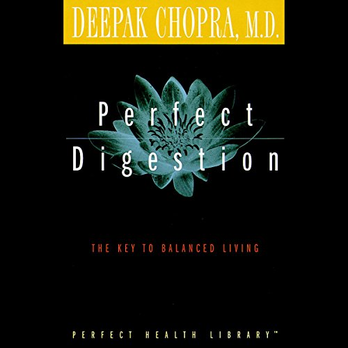 Perfect Digestion audiobook cover art