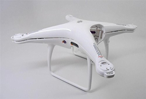 DJI Phantom 4 Pro Body Shell Top and Bottom Cover with Landing Gears