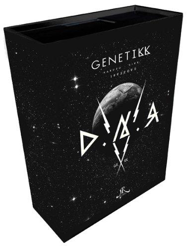 D.N.A. (Black Box - Limited Edition – 2CD + T-Shirt Größe L + handsignierte Autogrammkarte + 4 Sticker / exklusiv bei Amazon.de)
