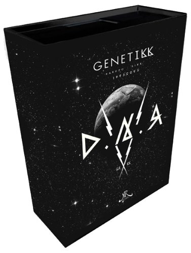 D.N.A. (Black Box - Limited Edition – 2CD + T-Shirt Größe L + handsignierte Autogrammkarte + 4 Sticker / exklusiv bei Amazon.de)