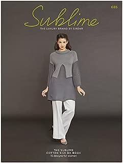 Sublime Cotton Silk DK Book 685