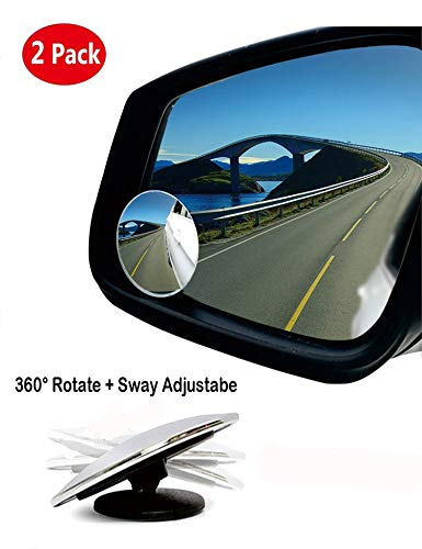(60% OFF) Blind Spot Rear View Mirror 2-Pack $6.00 – Coupon Code