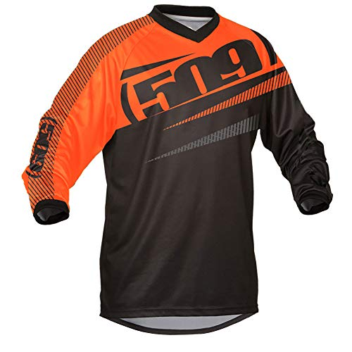 KLIM 509 Windproof Jersey (Orange - X-Large)