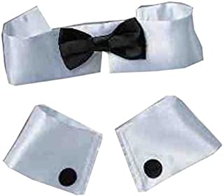 Best tuxedo cuffs and collar costume Reviews